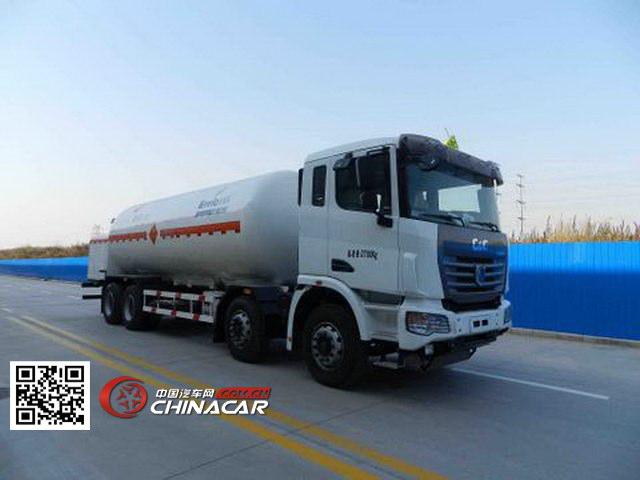 HGJ5270GDY型安瑞科牌低温液体运输车图片1