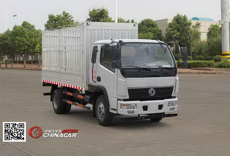 东风牌EQ5122CCYF型仓栅式运输车图片