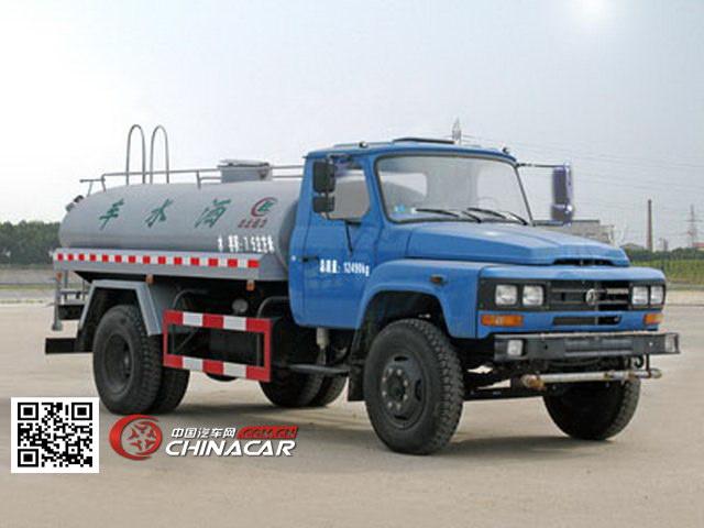 程力威牌CLW5123GSST4型洒水车图片