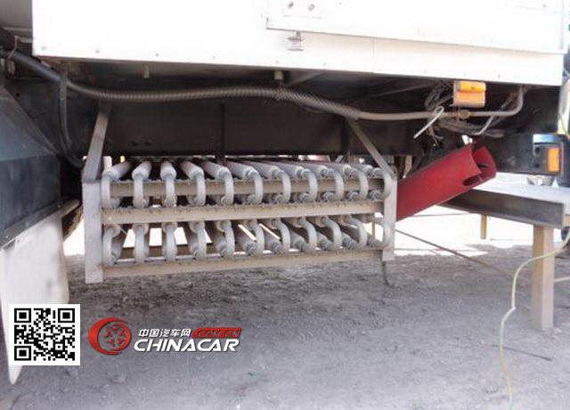 HGJ5310GDY型安瑞科牌低温液体运输车图片3