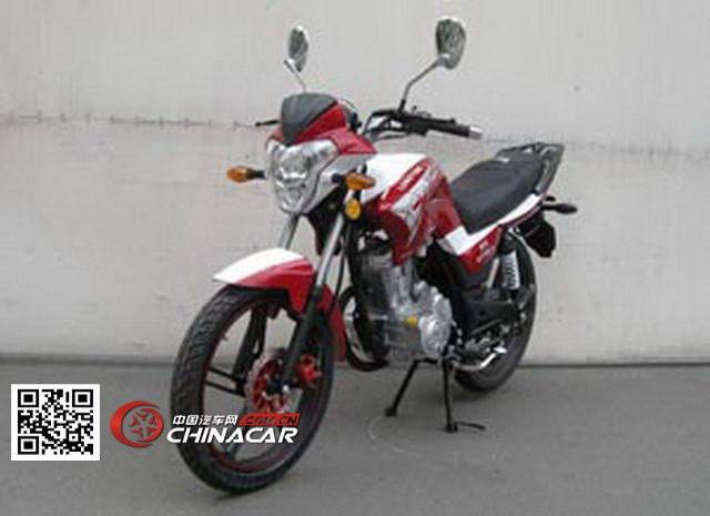 隆鹰ly150-3型两轮摩托车