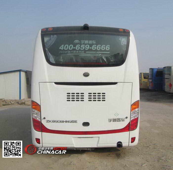 宇通客车|zk6908hnq5e|图片 中国汽车网