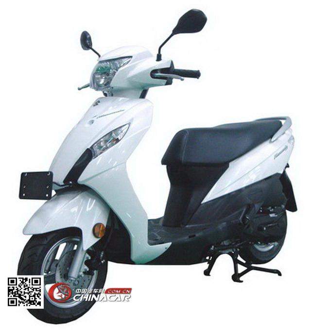 ur110t型铃木牌两轮摩托车图片1 底盘型号: 生产厂家: 常州豪爵铃木