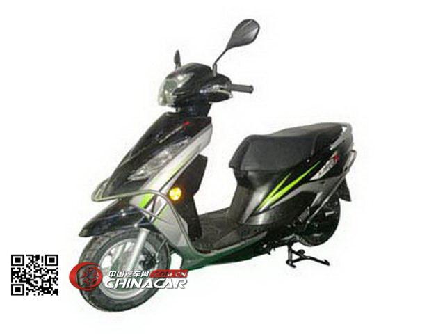 uz110t轻骑·铃木牌两轮摩托车图片|中国汽车网