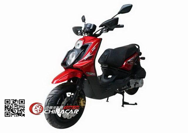 dy125t-18大运两轮摩托车公告参数