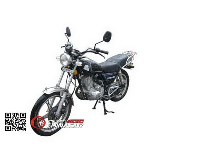 钱江qj125-6v型两轮摩托车