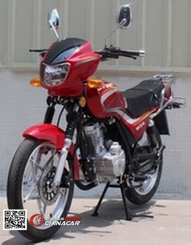 sm125-6c三本牌两轮摩托车图片|中国汽车网