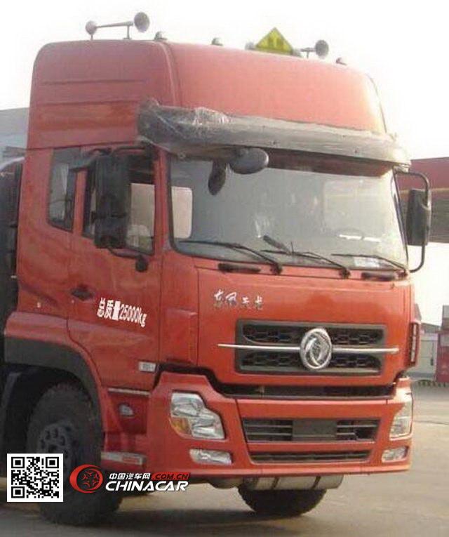 DTA5251GHYDD型特运牌化工液体运输车图片2