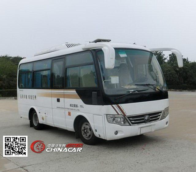 6米|10-19座宇通客车(zk6609d2)