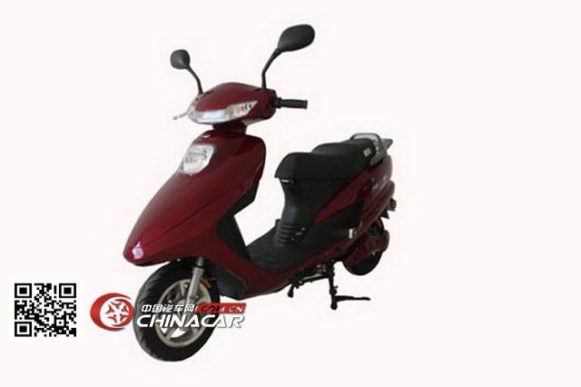 爱玛牌am1500dt型电动两轮摩托车图片