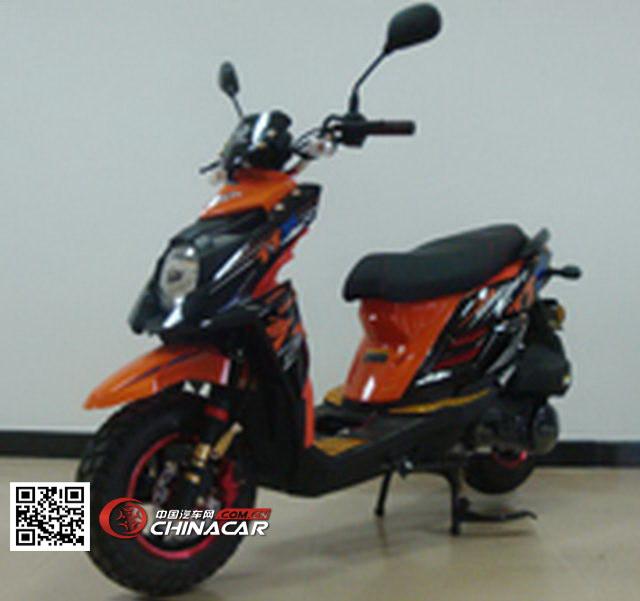 众星zx150t-6c型两轮摩托车