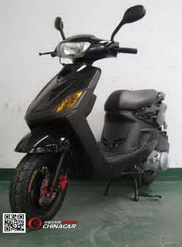 gs125t-29s光速两轮摩托车公告参数