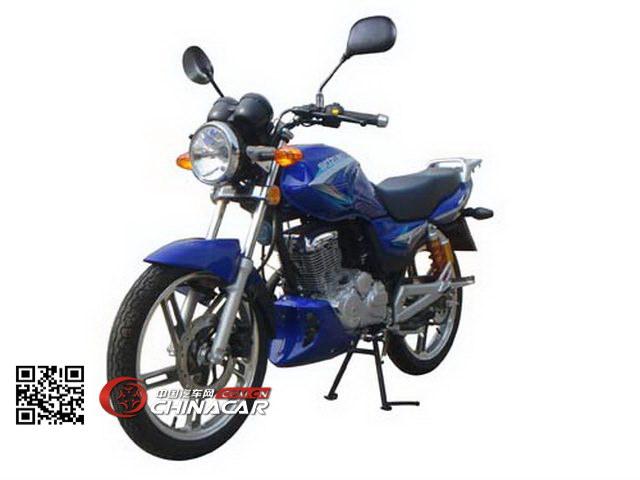 铃木(SUZUKI)牌EN150-A型两轮摩托车图片