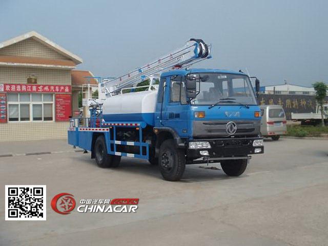 江特牌JDF5160GPSL4型绿化喷洒车图片
