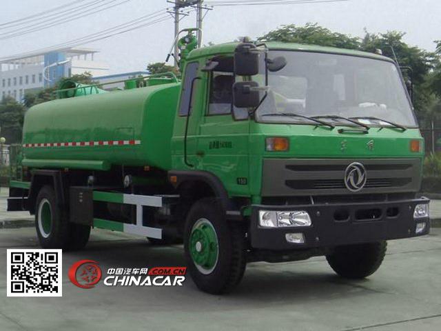 江特牌JDF5162GPSL4型绿化喷洒车图片