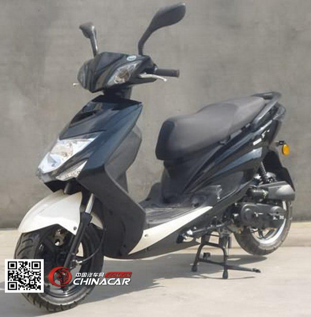 TY50QT-3型天鹰牌两轮轻便摩托车图片1