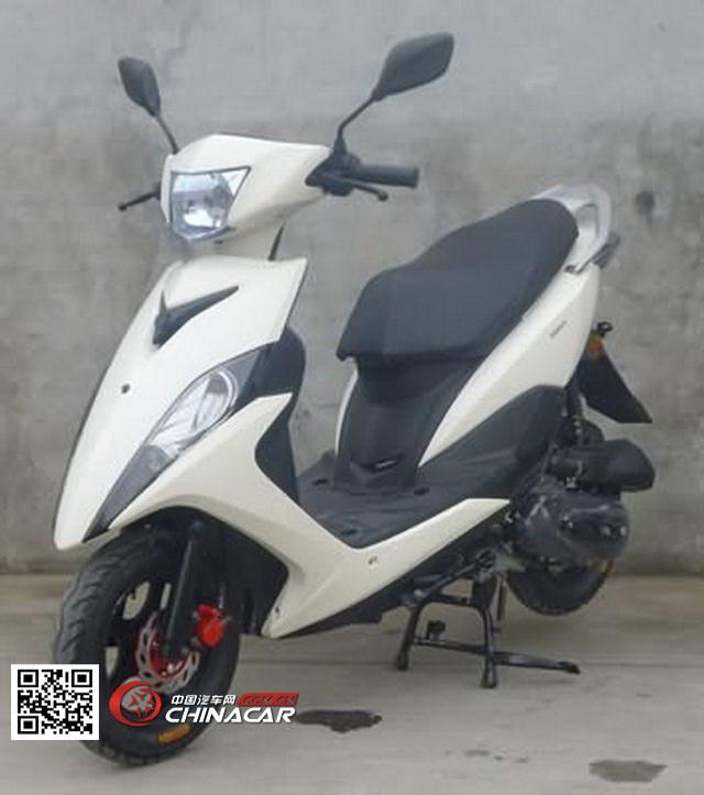 TY50QT-2型天鹰牌两轮轻便摩托车图片1