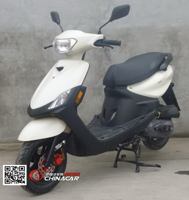 TY50QT型天鹰牌两轮轻便摩托车图片1