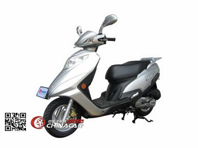 铃木(SUZUKI)牌UM125T-C型两轮摩托车图片