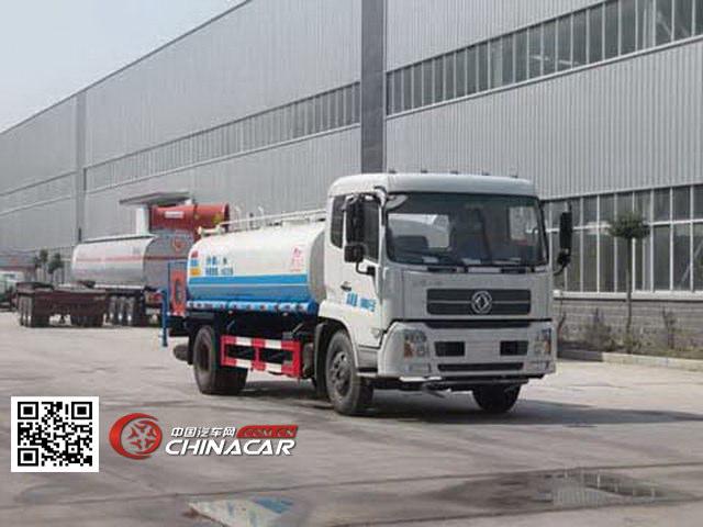 楚飞牌CLQ5160GPS4D型绿化喷洒车图片