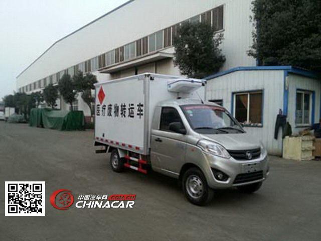 jdf5030xyybj5江特医疗废物转运车