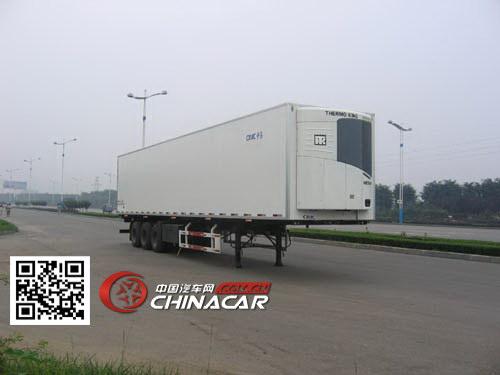 ZJV9400XLCSD型中集牌冷藏运输半挂车图片1