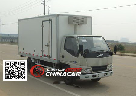 江铃牌JX5044XLCXGA2型冷藏车图片