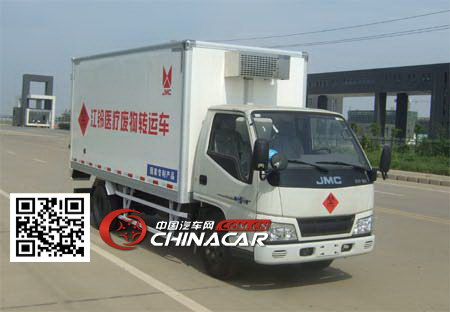 江铃牌JX5044XYYXG2型医疗废物转运车图片