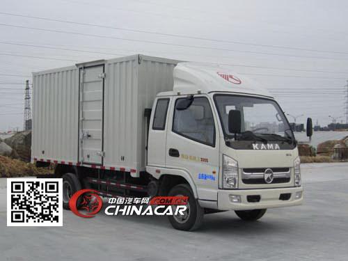 KMC5046XXYB33P4凯马牌厢式运输车图片