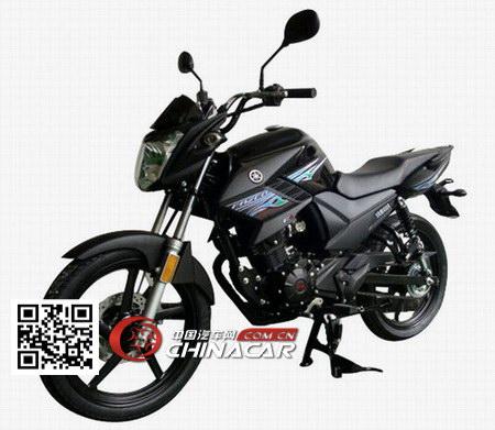 建设-雅马哈牌JYM125-11型两轮摩托车图片