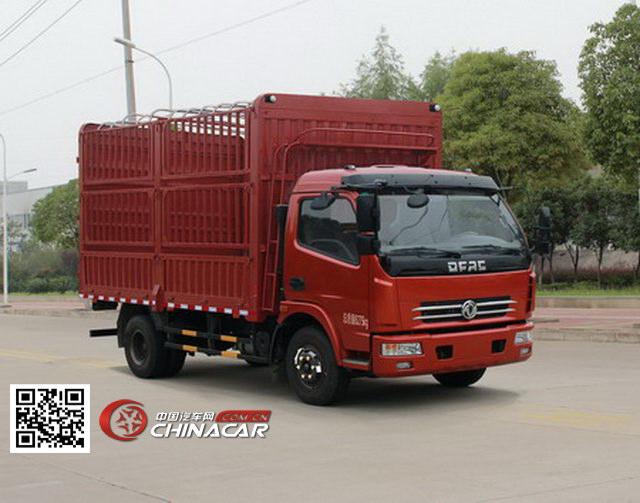 东风牌DFA5100CCY11D4AC型仓栅式运输车图片