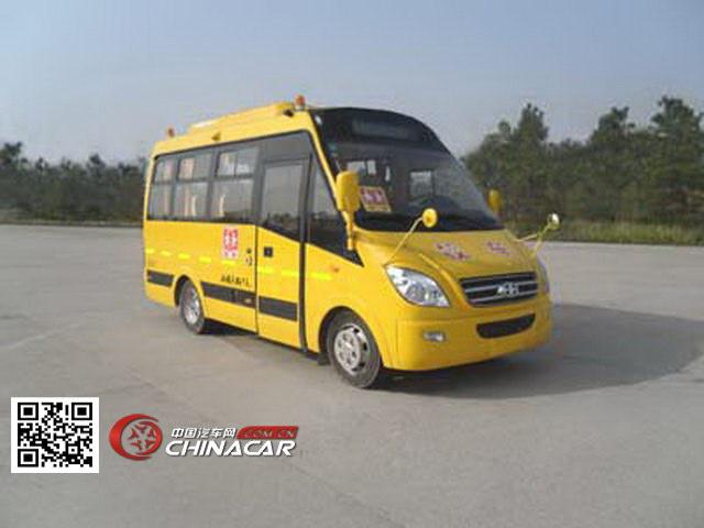 合客牌HK6581KX4型小学生专用校车图片1