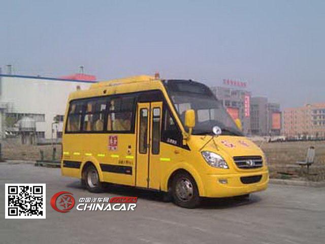 合客牌HK6581KX4型小学生专用校车图片2