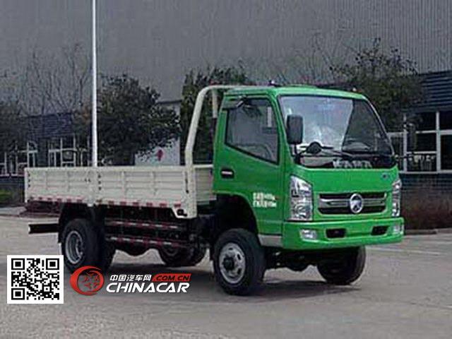 KMC2046A33D4型凯马牌越野载货汽车图片1