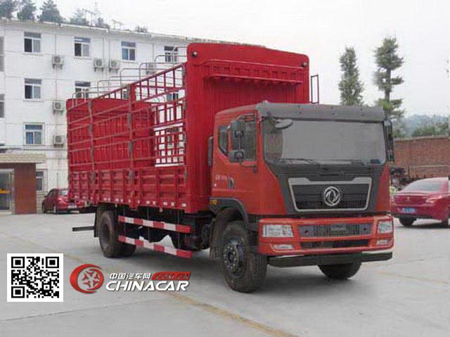 东风牌EQ5160CCYF1型仓栅式运输车图片