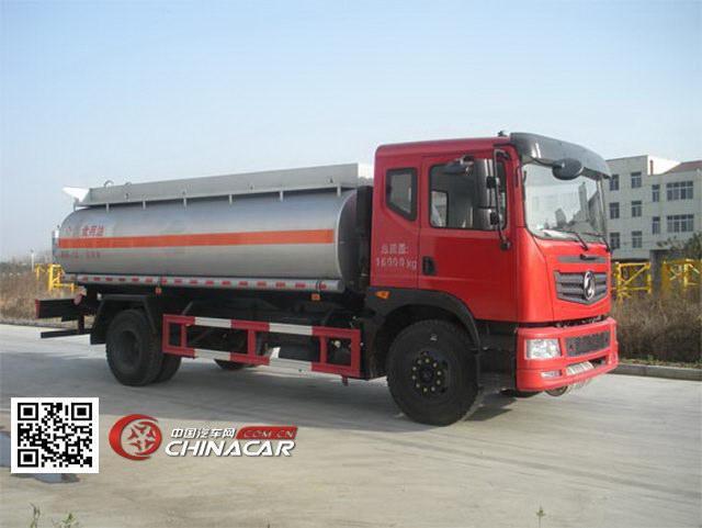 楚风牌HQG5166GSY4EQ型食用油运输车图片