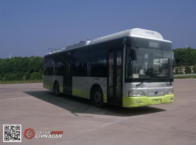 扬子江牌WG6100BEVH型纯电动城市客车图片1