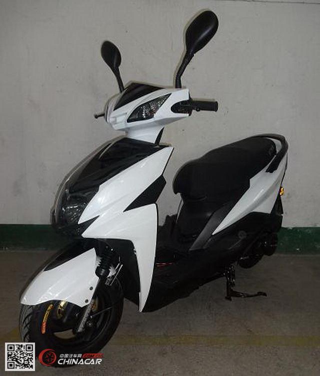 珠峰zf125t-3a型两轮摩托车