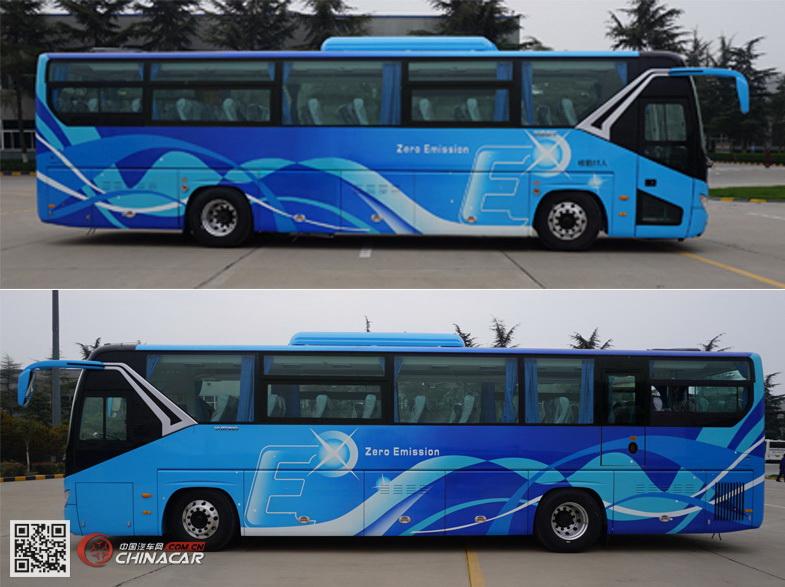 网络电�y�.zK�Y���_宇通牌zk6119bevq1y型纯电动客车图片