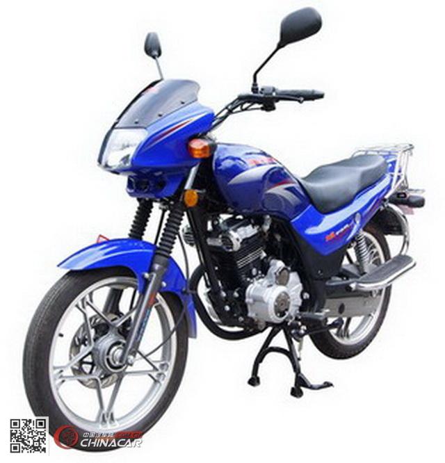 大运dy125-50k型两轮摩托车