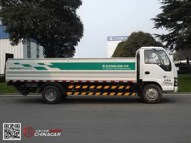 zlj5070ctyqle4中联牌桶装垃圾运输车图片|中国汽车