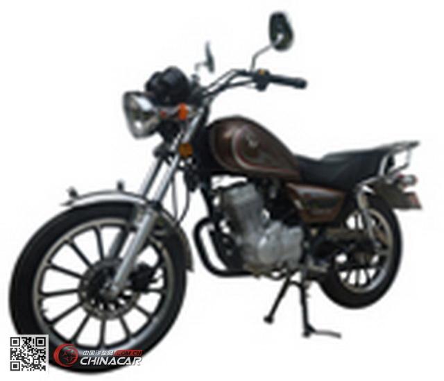 大运dy125-6c型两轮摩托车