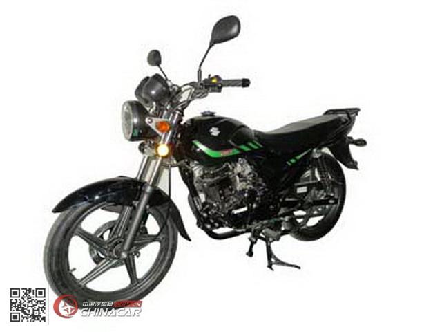 轻骑铃木牌GR150型两轮摩托车图片
