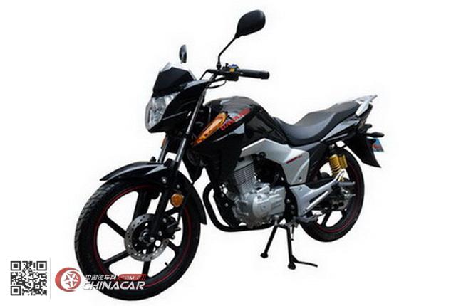 大阳dy125-3a型两轮摩托车