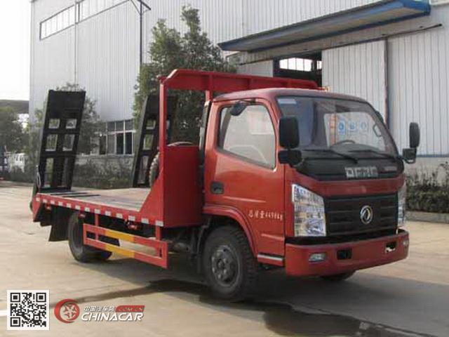 炎帝牌SZD5040TPB4型平板运输车图片