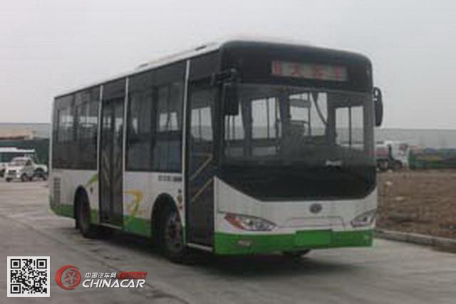 楚风牌HQG6810EV1型纯电动城市客车图片1