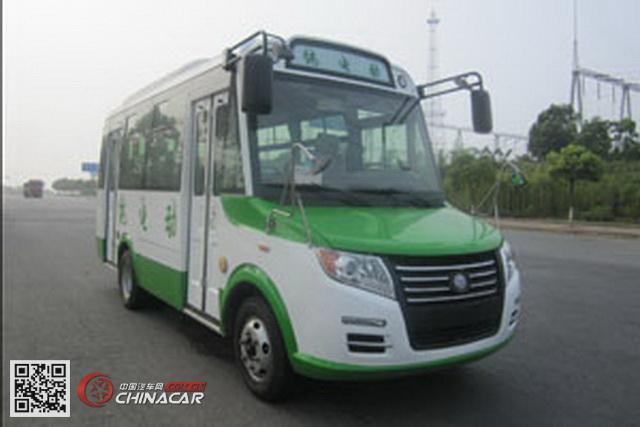 楚风牌HQG6630EV2型纯电动城市客车图片1