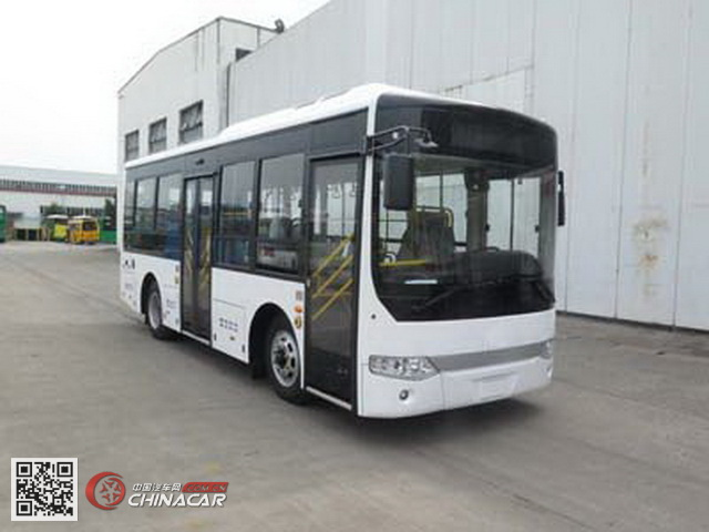 KK6800GEV型云海牌纯电动城市客车图片1