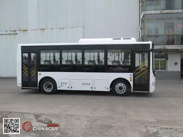 KK6800GEV型云海牌纯电动城市客车图片2