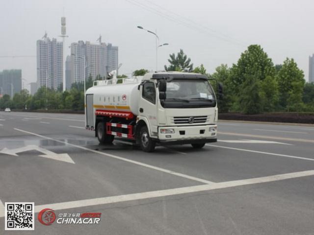 新东日牌YZR5110GPSL型绿化喷洒车